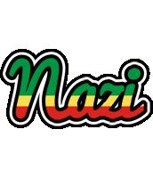 Nazi african logo