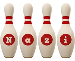 Nazi bowling-pin logo
