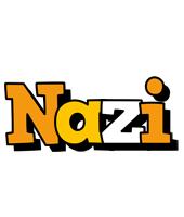 Nazi cartoon logo