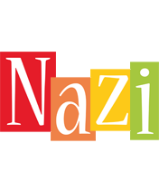 Nazi colors logo
