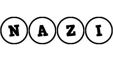 Nazi handy logo
