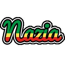 Nazia african logo