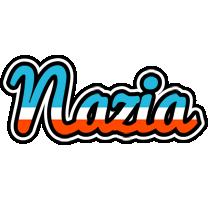 Nazia america logo