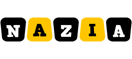 Nazia boots logo