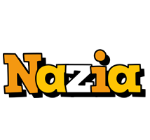 Nazia cartoon logo