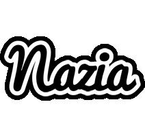 Nazia chess logo
