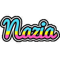 Nazia circus logo