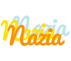 Nazia energy logo