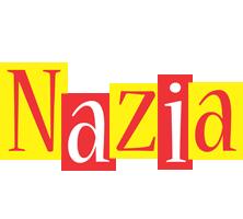 Nazia errors logo