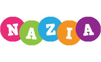 Nazia friends logo