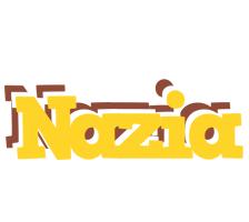 Nazia hotcup logo