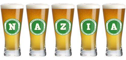 Nazia lager logo