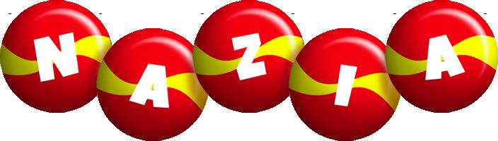 Nazia spain logo