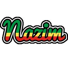 Nazim african logo