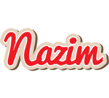 Nazim chocolate logo