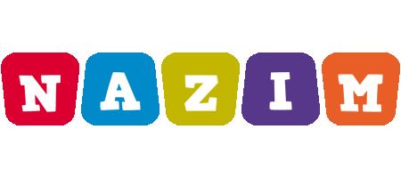 Nazim daycare logo