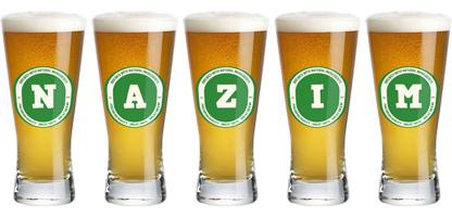 Nazim lager logo