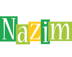 Nazim lemonade logo