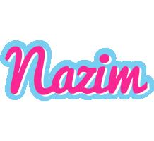 Nazim popstar logo