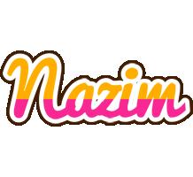 Nazim smoothie logo