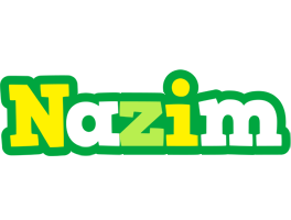 Nazim soccer logo