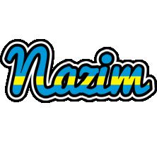 Nazim sweden logo