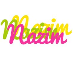 Nazim sweets logo