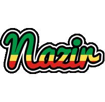 Nazir african logo