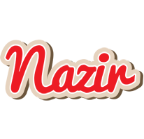 Nazir chocolate logo