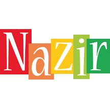 Nazir colors logo