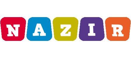 Nazir daycare logo