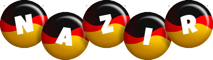 Nazir german logo