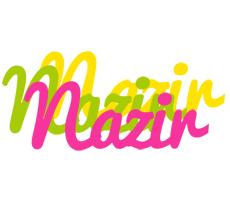 Nazir sweets logo