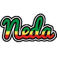 Neda african logo