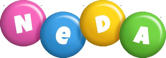 Neda candy logo
