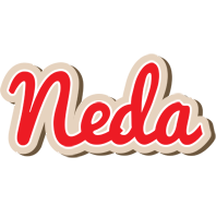 Neda chocolate logo