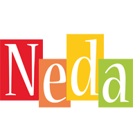 Neda colors logo