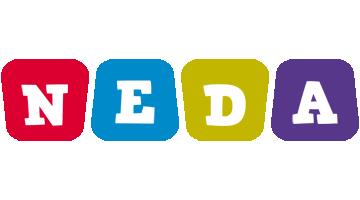 Neda daycare logo