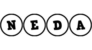 Neda handy logo