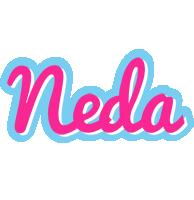 Neda popstar logo