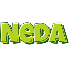 Neda summer logo