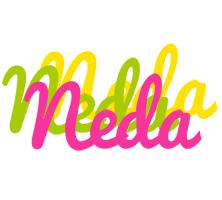 Neda sweets logo