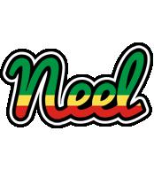 Neel african logo