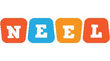 Neel comics logo
