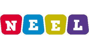 Neel daycare logo