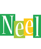 Neel lemonade logo