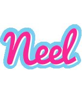 Neel popstar logo