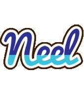 Neel raining logo