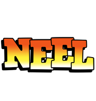 Neel sunset logo