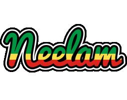 Neelam african logo